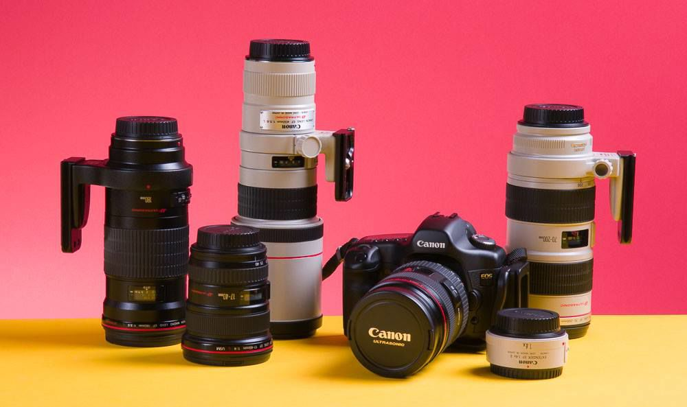 The Beginner's Guide to Buying a New Camera